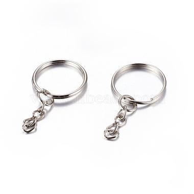 Iron Split Key Rings(X-IFIN-H047-N)-2