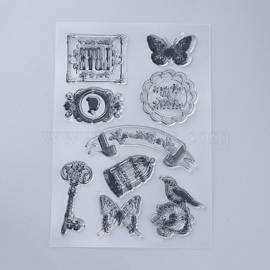 Silicone Stamps(X-DIY-L036-C12)-2