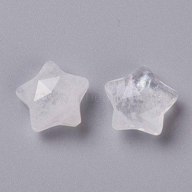 Natural Quartz Crystal Charms(X-G-H241-04K)-2