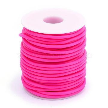 3mm Camellia Rubber Thread & Cord