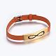 PU Leather Watch Bands(WACH-F052-01GP)-2
