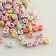 Craft Style Colorful Acrylic Beads(X-MACR-Q157-M12)-1