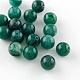 Round Imitation Gemstone Acrylic Beads(X-OACR-R029-8mm-M)-2