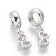 Brass European Dangle Beads(KK-G367-01P)-2