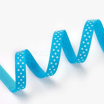10mm DeepSkyBlue Polyacrylonitrile Fiber Thread & Cord
