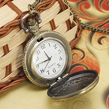 Модные часы карманные железа(WACH-G006-M2)-3