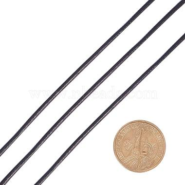 Round Leather Necklace Cords for Bracelet Neckacle Beading Jewelry Making(X-WL-A002-18)-4