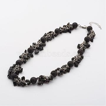 Lava Necklaces