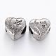 304 Stainless Steel European Beads Rhinestone Settings(STAS-P191-054AS)-1