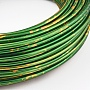 2mm Lime Green Aluminum Wire(X-AW-D011-2mm-03)