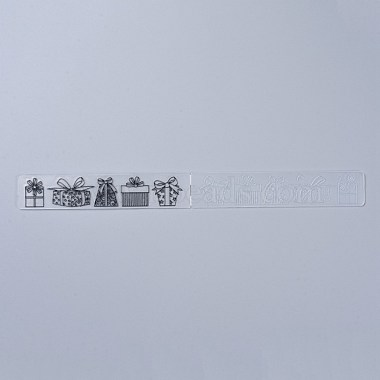 Plastic Embossing Folders(X-DIY-P007-D05)-3