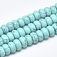 Synthetic Turquoise Beads Strands(G-T122-02T)-1