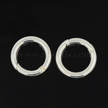Silver Ring Alloy Clasps