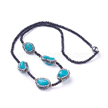 Natural Turquoise Necklaces