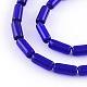 Transparent Glass Bead Strands(X-GLAA-R162-10x4-01)-1