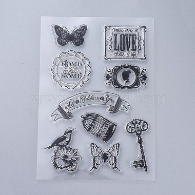 Silicone Stamps(X-DIY-L036-C12)-1