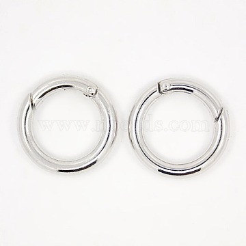 Platinum Ring Alloy Clasps