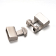 304 Stainless Steel Snap Lock Clasps(STAS-I037-04)-2