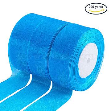 DeepSkyBlue Nylon Thread & Cord