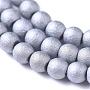 Round Glass Beads(X-EGLA-G071-C01)