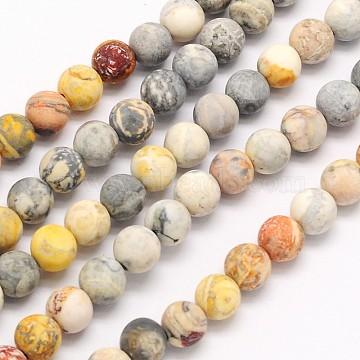 8mm Round Nazar Boncuk Beads