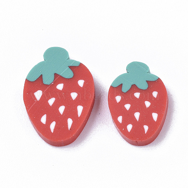 Handmade Polymer Clay Cabochons(X-CLAY-S091-009)-2