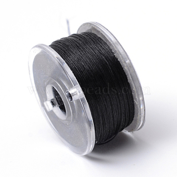 0.1mm Black Polyacrylonitrile Fiber Thread & Cord
