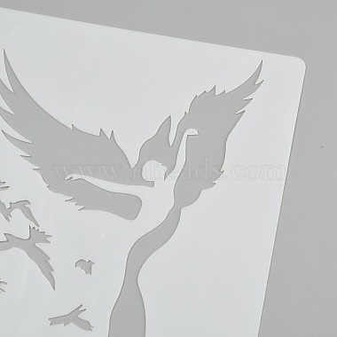 Plastic Painting Stencils(DIY-F053-25F)-3