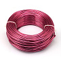3.5mm Cerise Aluminum Wire(AW-S001-3.5mm-03)