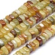 Natural Flower Jade Beads Strands(G-K293-H06-A)-1