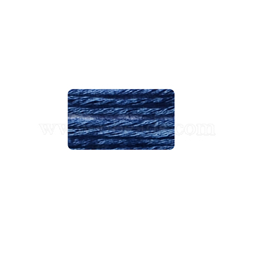 2mm DarkBlue Wool+Cotton Thread & Cord