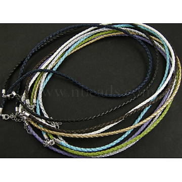 4mm Colorful Others Necklace Making