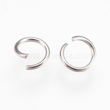 304 Stainless Steel Open Jump Rings(X-STAS-P204-08P-02)-2