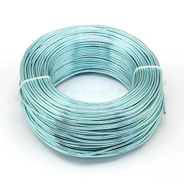 1mm PaleTurquoise Aluminum Wire