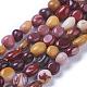 Chapelets de perles en mookaite naturelles(X-G-P433-17)-2