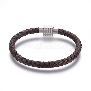 CoconutBrown Leather Bracelets