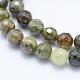 Natural Green Garnet Beads Strands(G-J373-20-8mm)-2