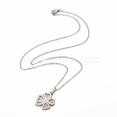 304 Stainless Steel Jewelry Sets(SJEW-O101-29P)-4