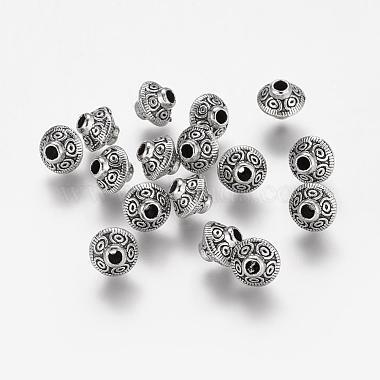 7mm Bicone Beads