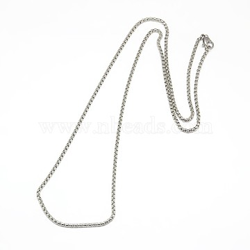 Stainless Steel Necklace Making