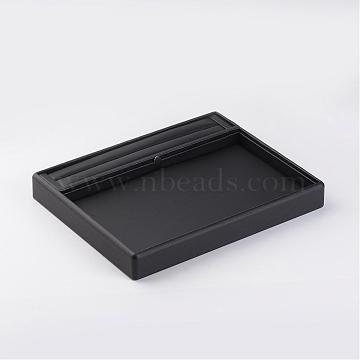 Black Imitation Leather Presentation Boxes