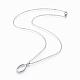 304 Stainless Steel Jewelry Sets(X-SJEW-L141-052O)-2