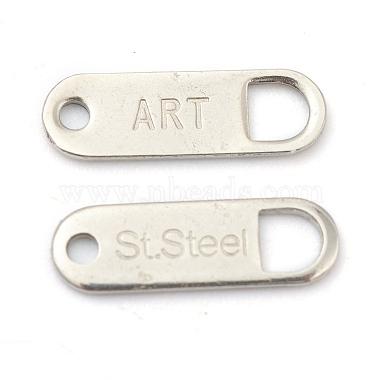 304 languettes de chaîne en acier inoxydable chirurgical(STAS-G245-02)-2