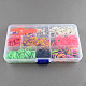 DIY Loom Bands Refills Kit with Rubber Bands(DIY-R009-03)-3