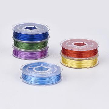0.4mm Mixed Color Elastic Fibre Thread & Cord