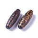 Tibetan Style dZi Beads(G-I233-A05)-2
