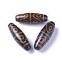 Rice Tibetan Agate Beads(X-G-I233-A15)