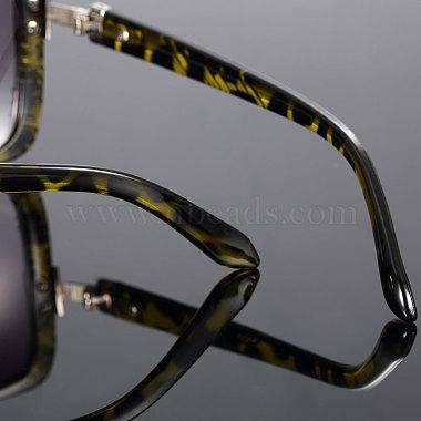 Léopard des femmes de lunettes de soleil d'été oeil de chat(SG-BB14525-1)-3