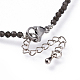 Natural Obsidian Beaded Necklaces(NJEW-JN02492-09)-3