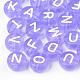 Transparent Acrylic Beads(X-TACR-N002-04H)-1